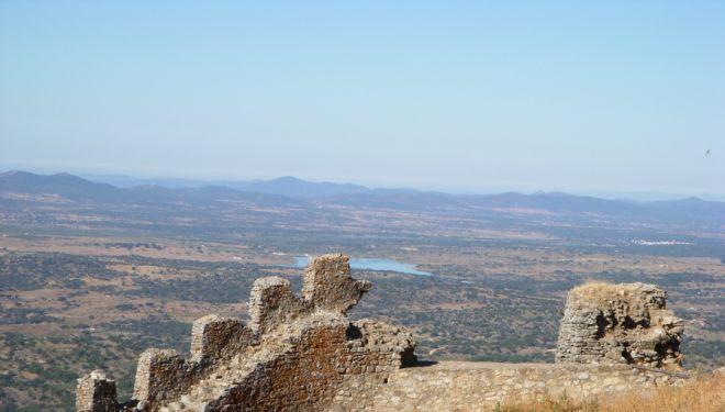 Sierra de Montánchez.