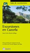 Excursiones en Cazorla y Segura.  por Juan Carlos García Gállego. Ediciones Desnivel