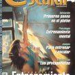 Portada de la revista Escalar nº 26. Wolfgang Güllich preparándose para 'Action Directe' (...  (desnivel)