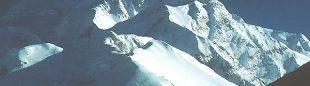 Cara noroeste y arista norte del Shisha Pangma (China