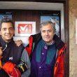 Luis Alonso y José Luis Ruballo. La camaradería personificada. Foto: archivo Desnivel...  (desnivel)