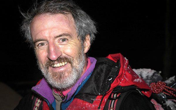 El experimentado alpinista aragonés Lorenzo Ortas.  Foto: Desnivelpress.com...  (desnivel)