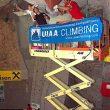 Tomo Cesen y Simon Wandeler se encargaron de la tarea aperuristam dejando vías muy exigentes