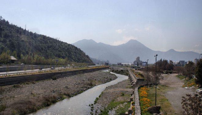 Río Saldes.