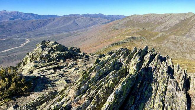 Pico de Ocejón.