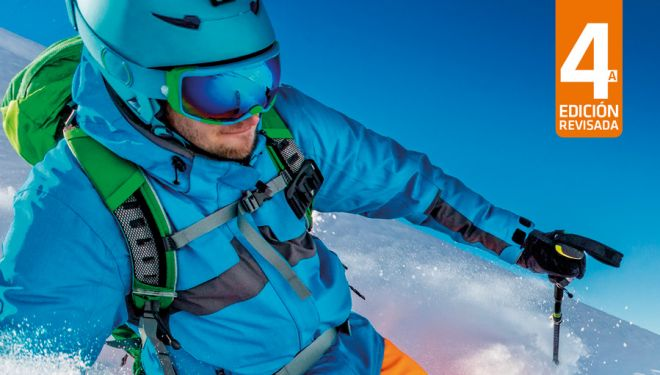 Esquiar con los pies