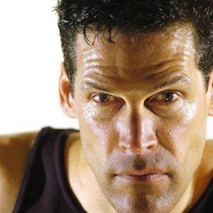 Posiblemente el hombre más en forma del mundo: Dean Karnazes.  (Col. Dean Karnazes)