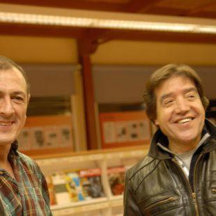 Adolfo Madinabeitia y Xavi Pérez Gil.Foto: desnivelpress.com...  (desnivel)