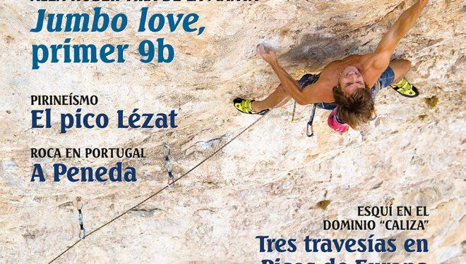 Desnivel nº 286 Jumbo Love 9b