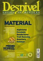 Portada del Especial Material 2009/2010. Diseño portada: Javier Aguilar...  (desnivel)