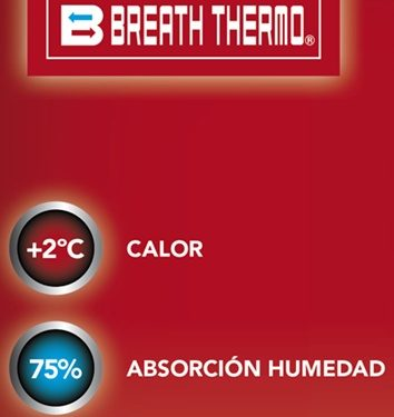 Breath Thermo de Mizuno  ()