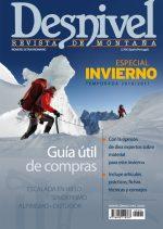 Portada revista Desnivel Especial Invierno  ()