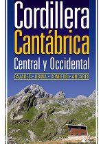 Cordillera Cantábrica central y occidental. Pajares • Ubiña • Somiedo • Ancares por David Atela. Ediciones Desnivel