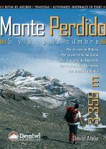 Monte Perdido. 5 vías a la cumbre.  por David Atela. Ediciones Desnivel