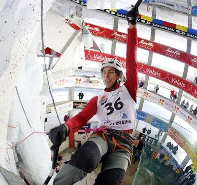 Manu Cordova en la semifinal  ()