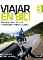 Portada de la guía de BTT: Viajar en bici