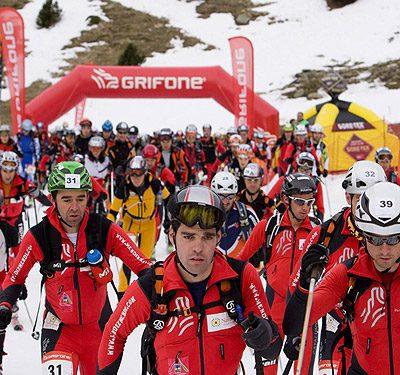 Participantes del Campeonato de España por equipos en Vall de Núria  ()