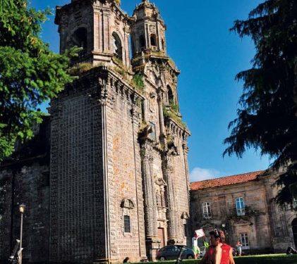 Monasterio de Sobrado dos Moxes  (Juanjo Alonso)