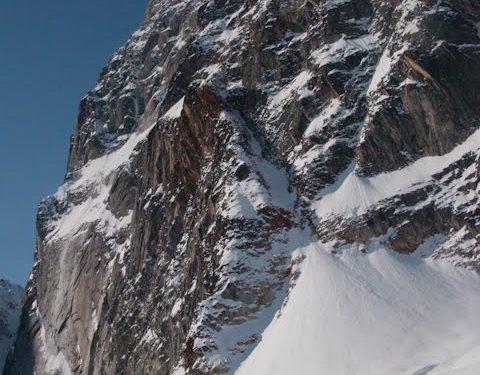 Cara SE del Mt. Bradley  (Mark Allen)