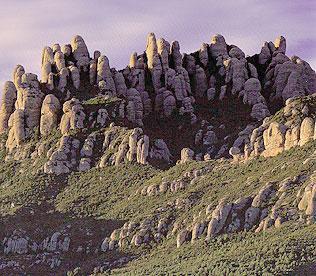 Montaña de Montserrat  ()