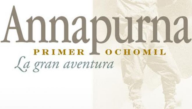 Annapurna primer ochomil portada libro Maurice Herzog