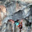 Chapando en Gorges du Loup (Francia)  (Gabor Szekely)