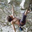 El escalador Jon Ander Bravo es una de las grandes promesas de la escalada  ()
