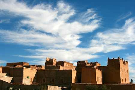 Casas en Marruecos  ()