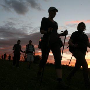 Solidaridad y deporte juntos en la Intermón Oxfam Trailwalker (Intermón Oxfam)