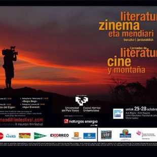Cartel del Mendi Film Festival  (Mendi Film Festival)