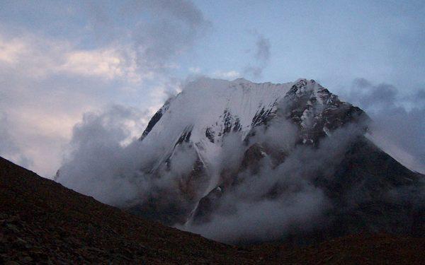 Vasuki Parbat  (Kalindi Pass)
