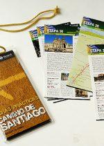 Camino de Santiago. Fichas prácticas.  por Juanjo Alonso. Ediciones Desnivel