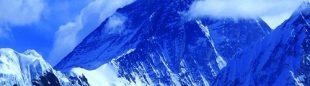 El Everest visto desde la cima del Ama Dablam.  (©Luis Miguel López Soriano)