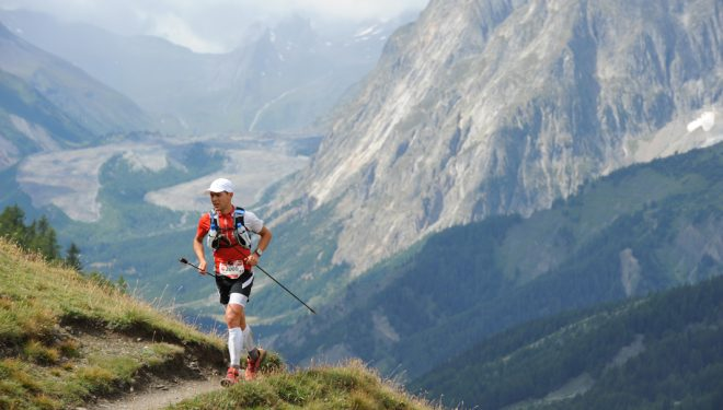 El Ultra Trail Mont Blanc ofrece paisajes de gran belleza  ()
