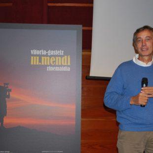 El cineasta francés Remy Tezier  ()