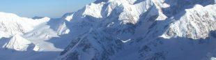 El Mt. McKinley o Denali  (Parque Nacional Denali)
