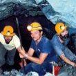 Ernesto trabajando en las minas de Venezuela  (Grandes Espacios)