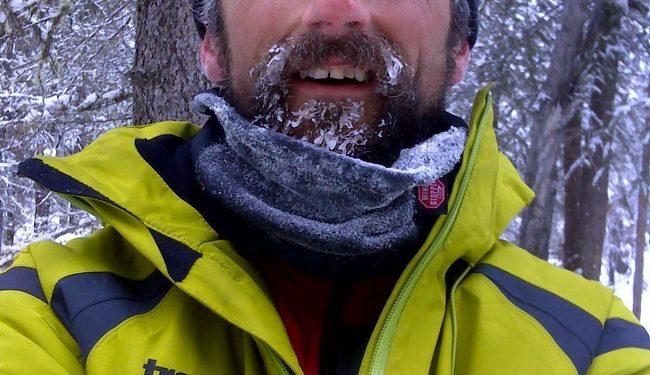 Jorge Aubeso Para Correr La Yukon Tienes Que Entrenar La Mente Más Que Las Piernas Desnivel Com