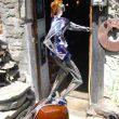 Escultura para el trofeo del UTMB 2009  (Col. Andy Parkin)