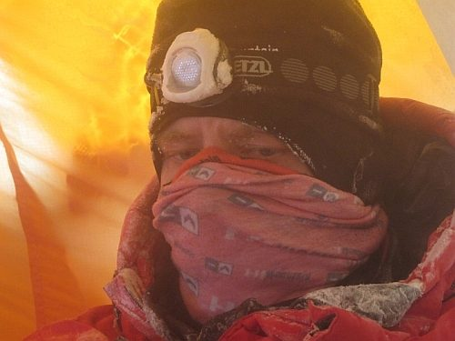 Artur Hajzer  (Polish Winter Himalayan Mountaineering)