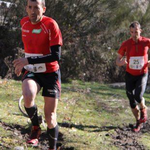 Miguel Heras e Iker Karrera en la Carrera del Alto Sil 2011  (Rodrigo Vallina/Javier Santiago)