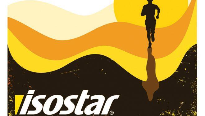 Cartel del ultramaratón desértico Isostar Desert Marathon.  ()