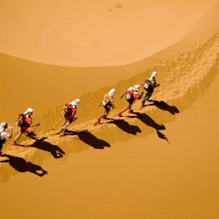 Marathon des Sables 2007  (© PE Rastoin-Cimbaly)