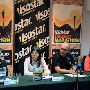 Presentación del Isostar Desert Marathon 2011  (Org.)