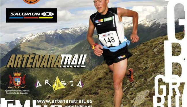 Cartel Artenara Trail 2011  (Org.)