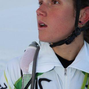 Mireia Miró en LAdamello Ski Raid 2011  (Galería de Adamellobike)