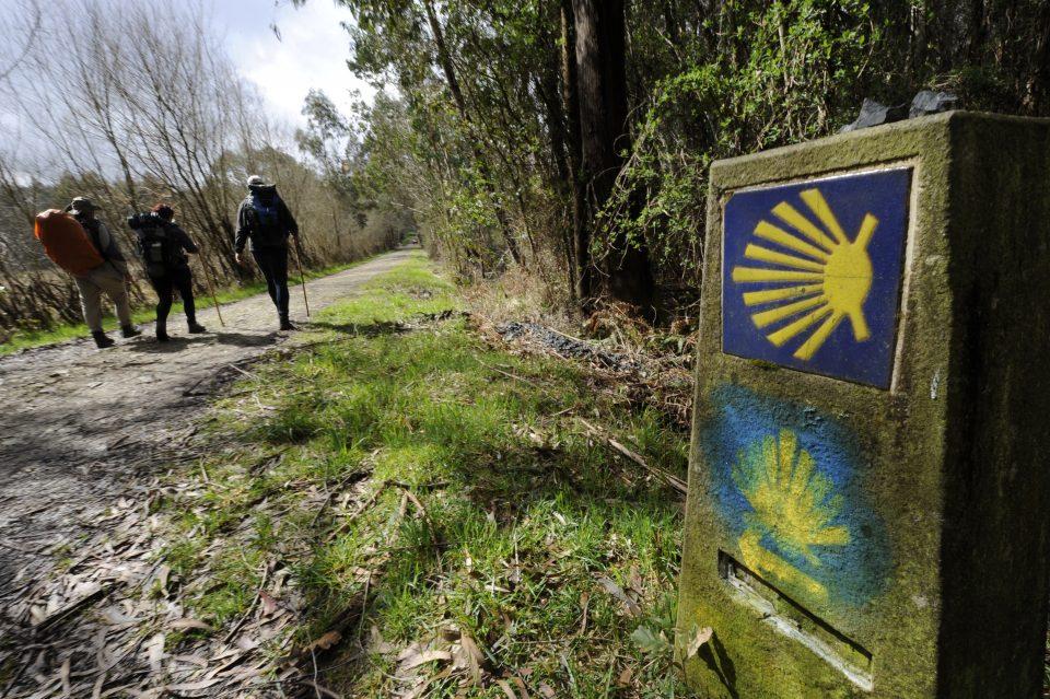 Recorrer El Camino De Santiago Con Google Desnivel Com