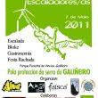 Cartel de la concentración de escaldores contra el parque eólico.  ()