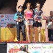 Podio femenino del Marathon des Sables 2011
