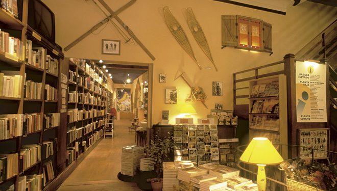Vista interior de la Librería Desnivel  ()
